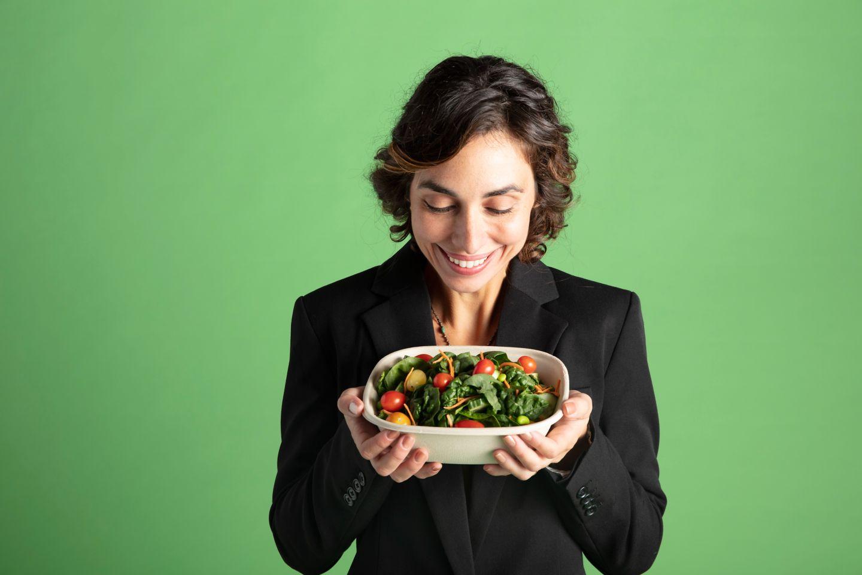 Salads at Woodlake Market