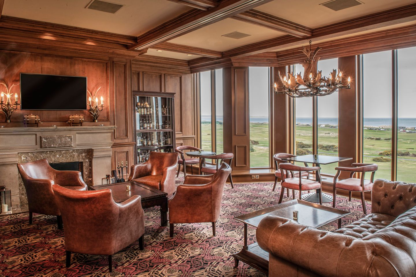 Road Hole Bar, Old Course Hotel, Golf Resort & Spa in St Andrews