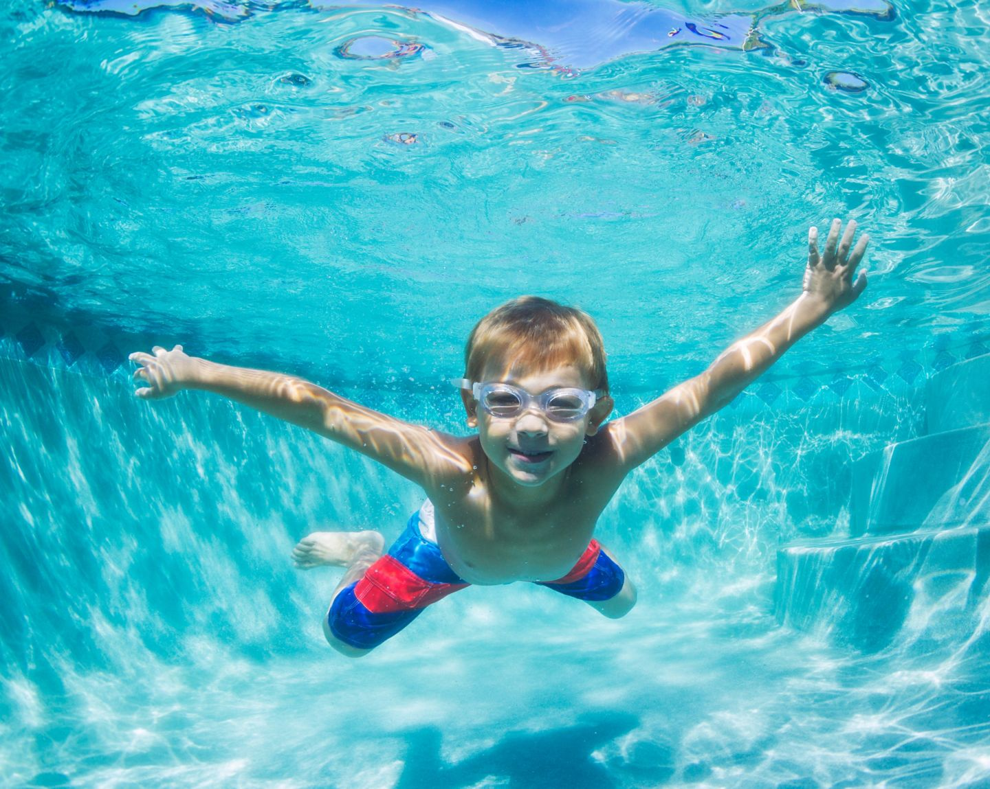 Swim School at the Kohler Waters Spa Fitness Centre, St Andrews