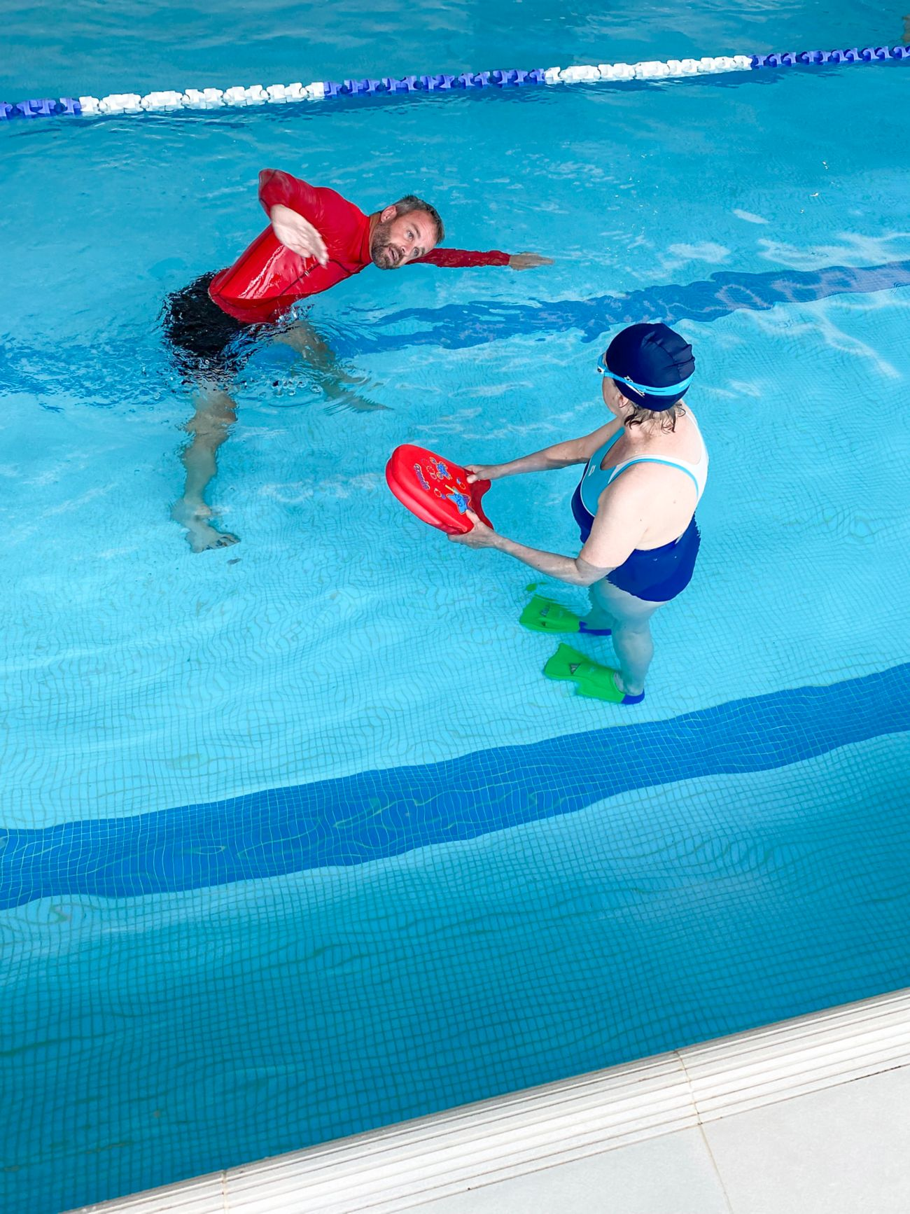 Kohler Waters Spa Fitness Centre Swimming Lessons
