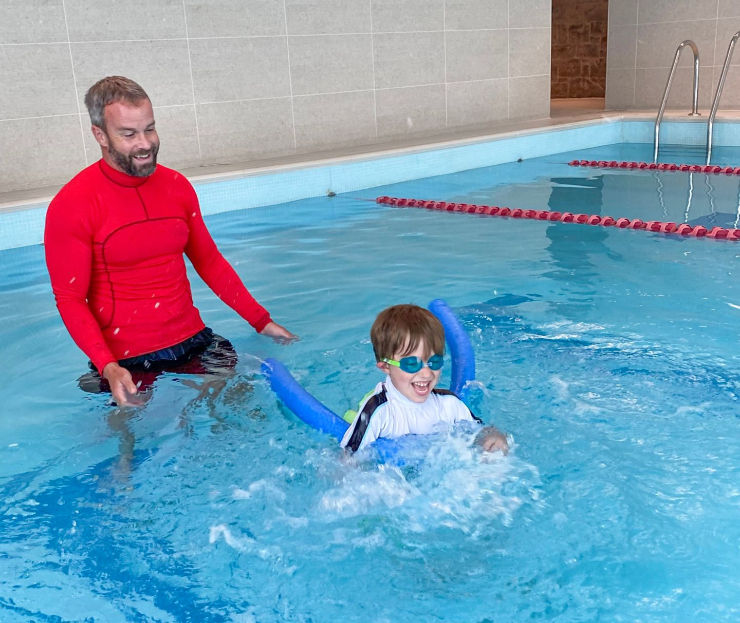 Private Swimming Lessons at Kohler Waters Spa Fitness Centre, St Andrews
