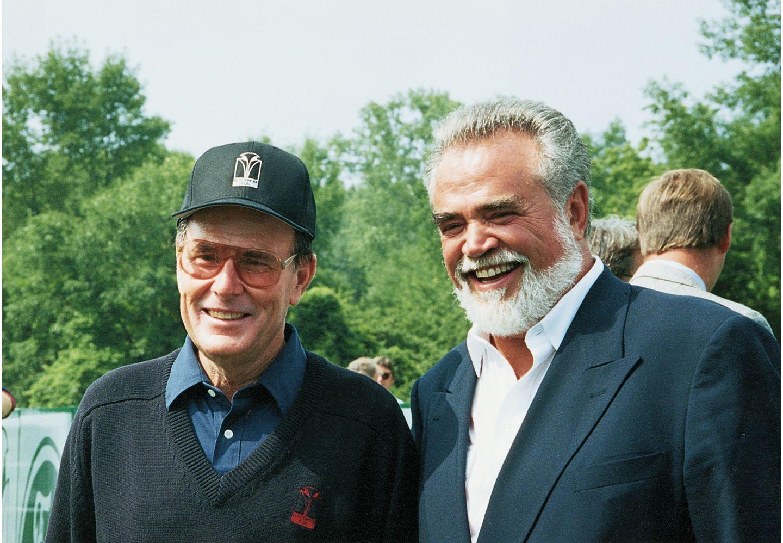 Mr. Kohler and Pete Dye