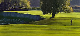 River at Blackwolf Run - Hole 16 Unter Der Linden