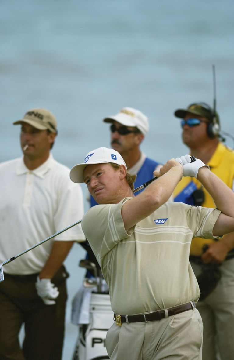 1997 Andersen Consulting Champion Ernie Els