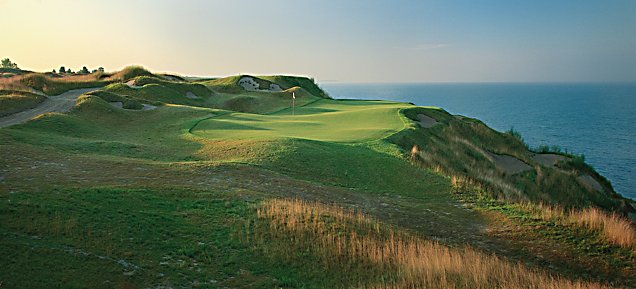 Straits at Whistling Straits - Hole 12 Pop Up