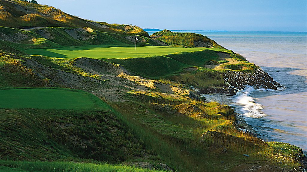 Image result for whistling straits