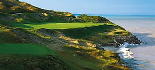 Straits at Whistling Straits - Hole 7 Shipwreck