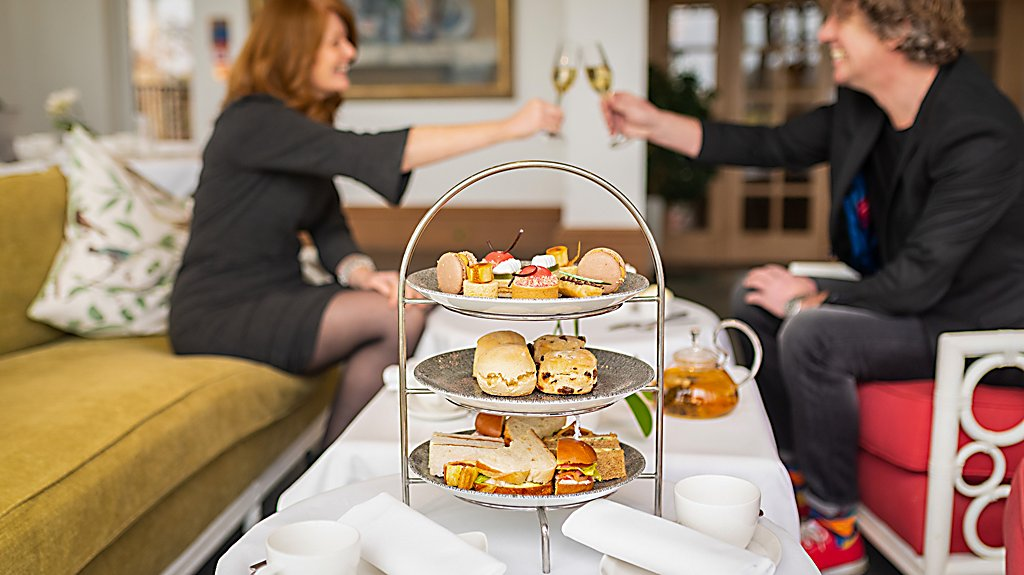 Afternoon Tea at Old Course Hotel