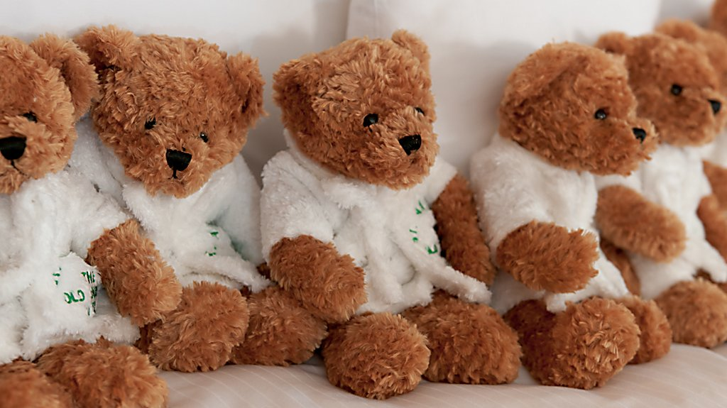 Old Course Teddies