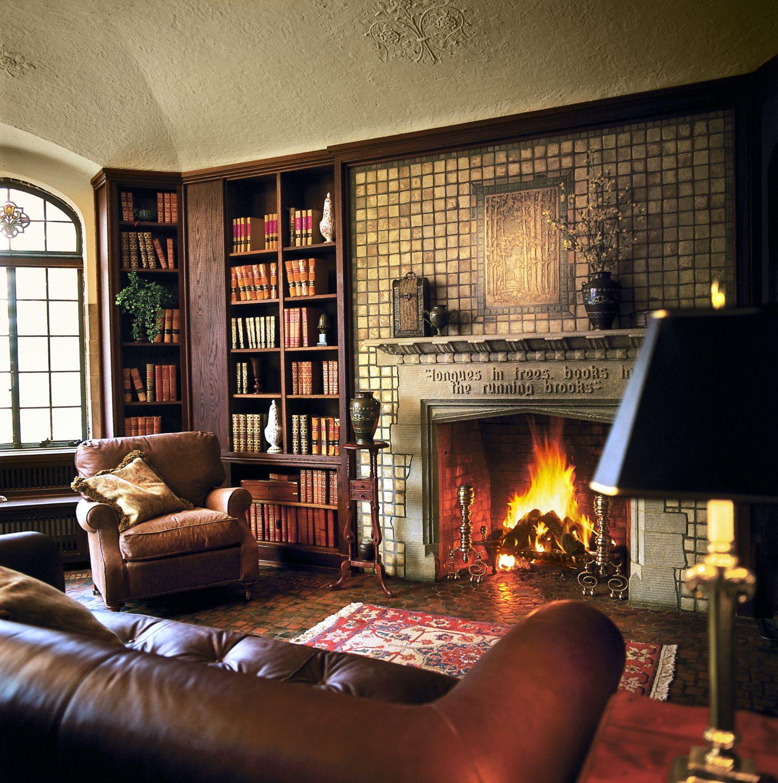 Riverbend Fireplace