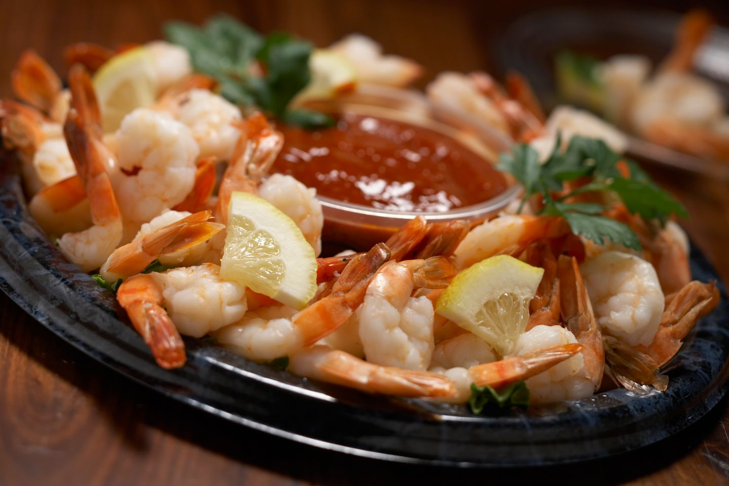 Shrimp Tray from Catering