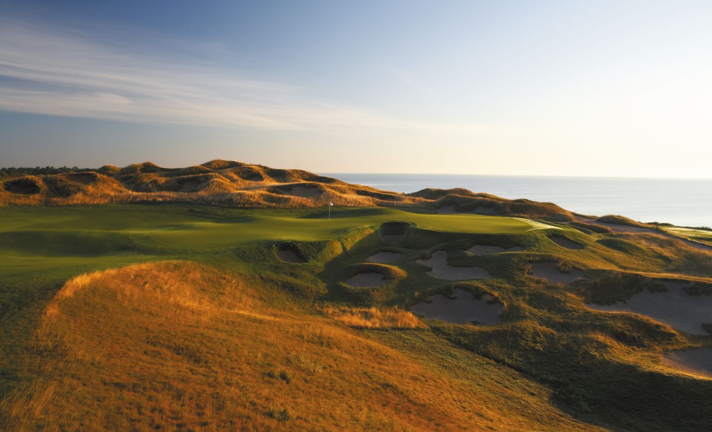 Hole 6, Straits at Whistling Straits