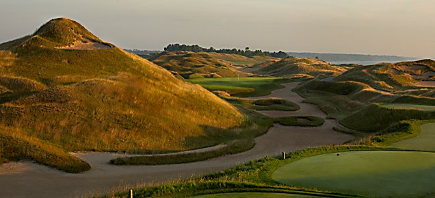 Irish at Whistling Straits - Hole 11 Lamb Chop