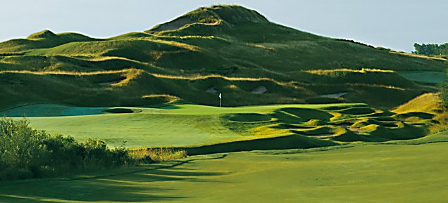 Irish at Whistling Straits - Hole 14 Tullamore Dew