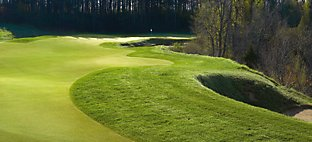 River at Blackwolf Run - Hole 6 Jackknife