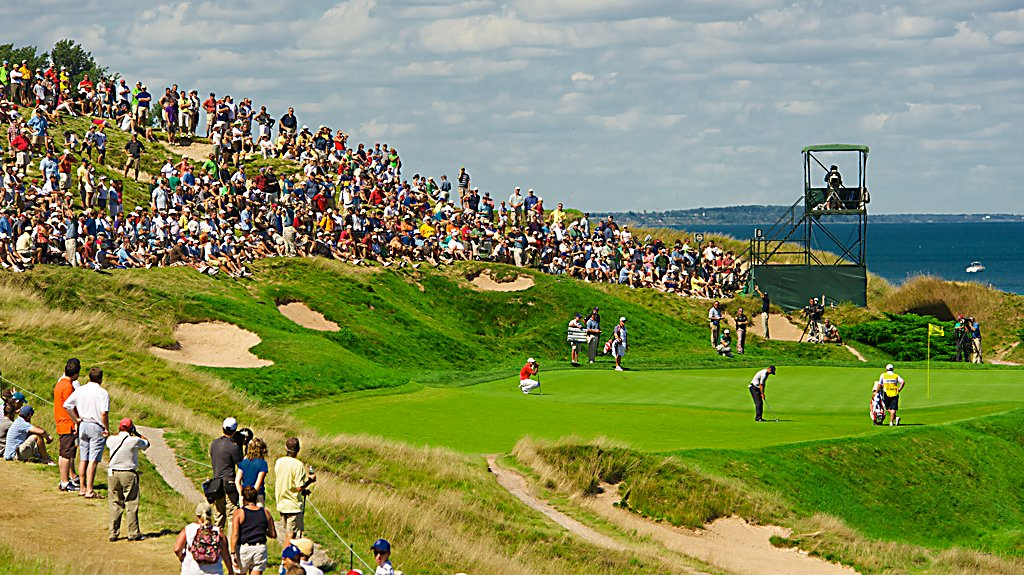 2010 PGA Championship at Whistling Straits