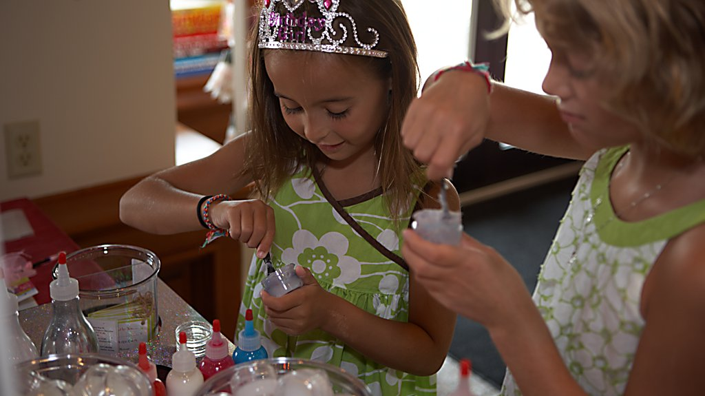 Birthday Party at Movers & Shakers Kids Toys