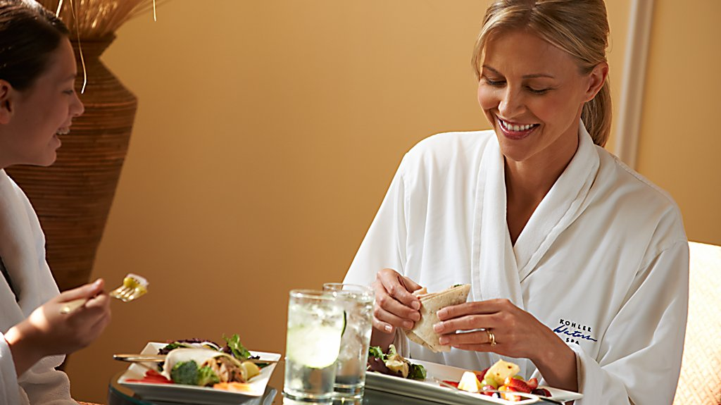 Kohler Waters Spa Spa Cuisine - Mother/Daughter Lunch