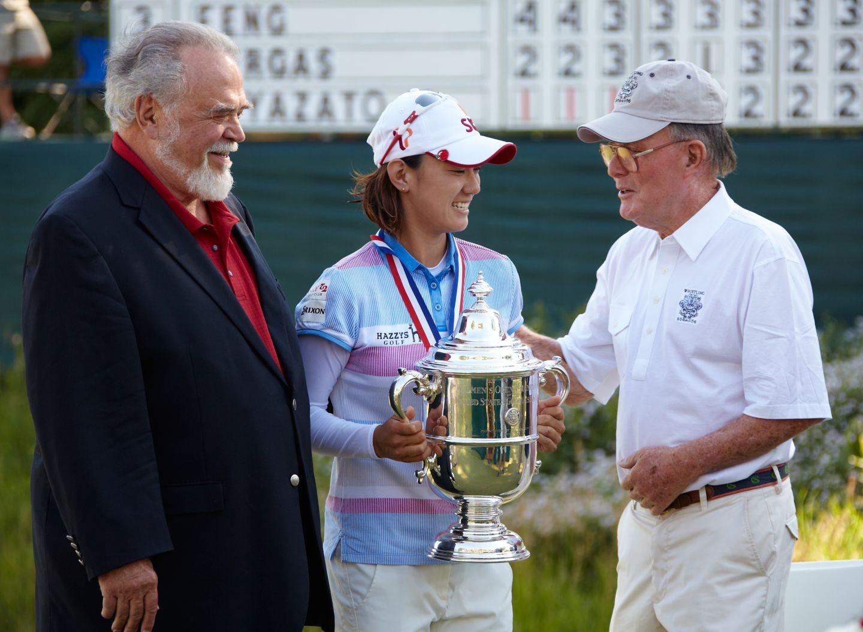 2012 U.S. Women's Open Champion Na Yeon Choi
