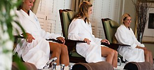 Kohler Waters Spa Girlfriends Pedicure