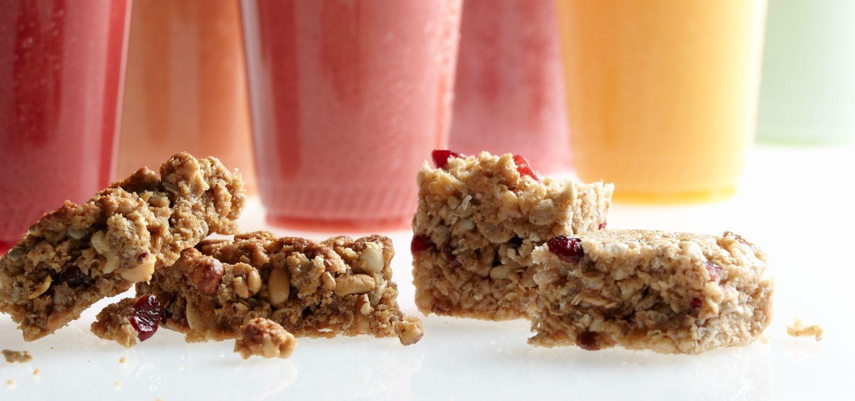 Take 5 granola bars