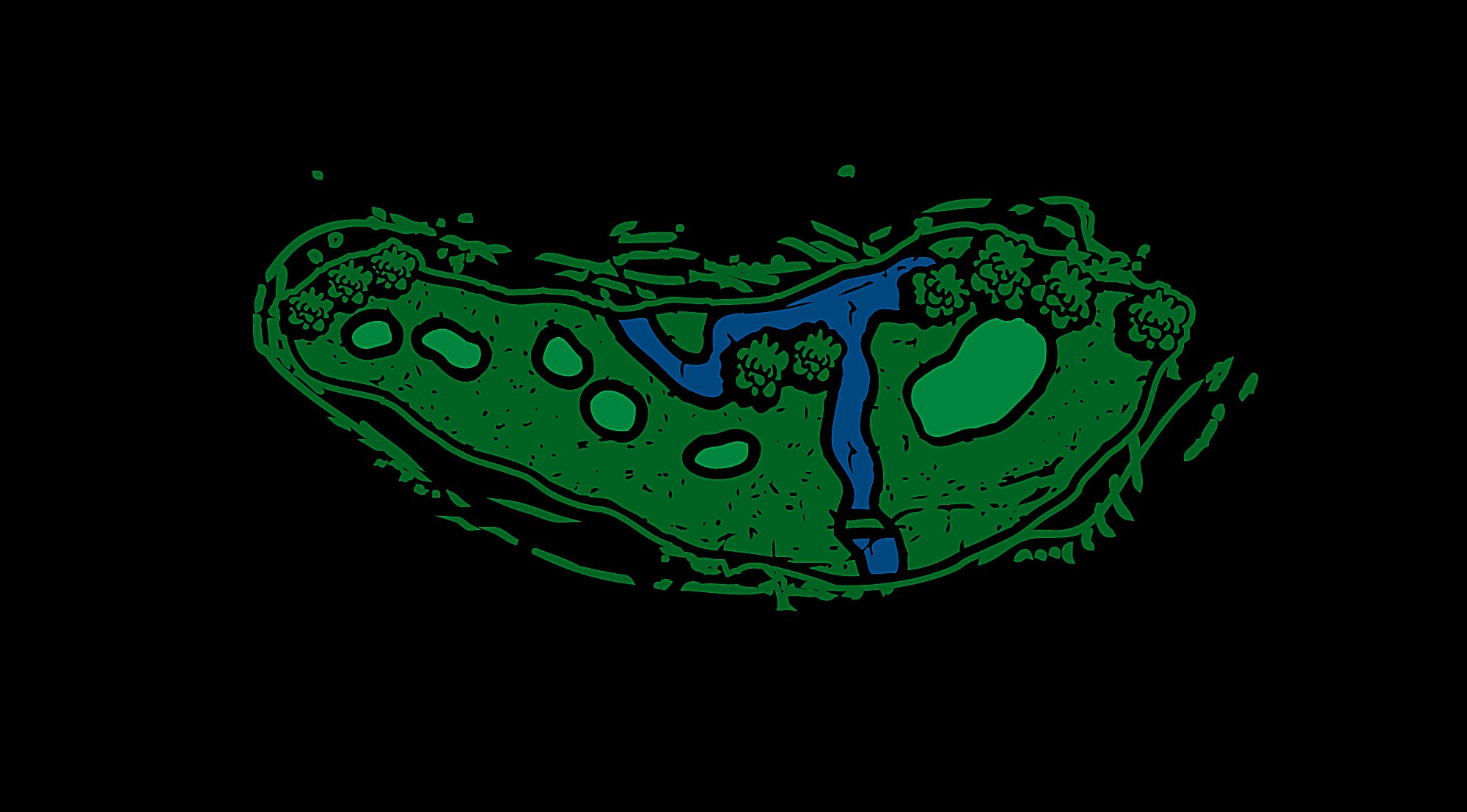 Meadow Valleys Hole 15 Mercy Layout
