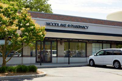 Pharmacy at The Shops at Woodlake.