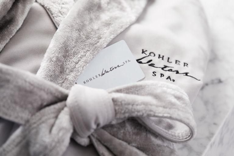Kohler Waters Spa robe