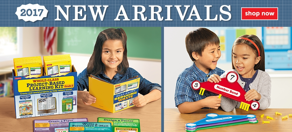 New Elementary Arrivals are Here