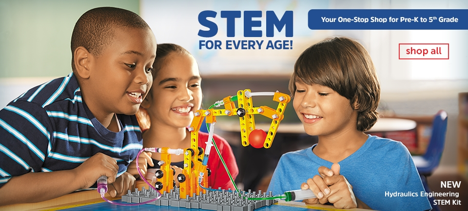 STEM for every age!