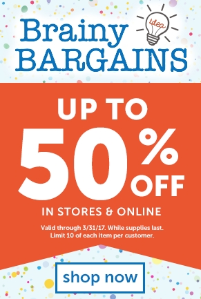 Brainy Bargains