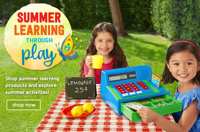 Summer Learning Through Play