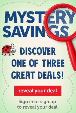 Mystery Savings