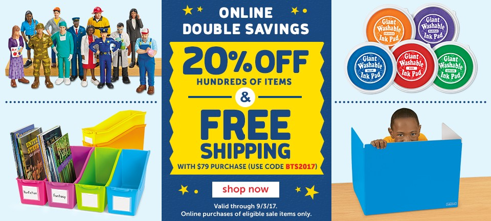 Online Double Savings