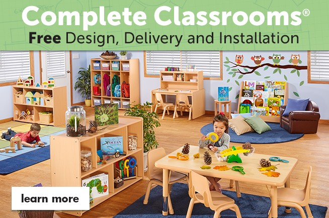 Complete Classrooms by Lakeshore
