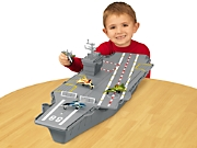 Aircraft Carrier Playset