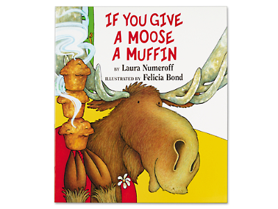 Image result for if you give a moose a muffin