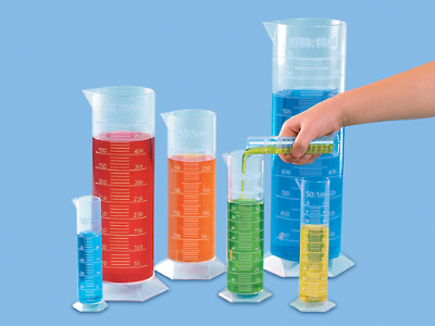 Graduated Cylinders Set At Lakeshore Learning