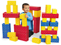Jumbo Cardboard Blocks - Master Set