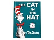 The Cat in the Hat Hardcover Book