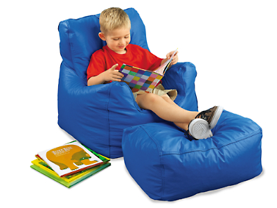 Beanbag Chair Ottoman At Lakeshore Learning