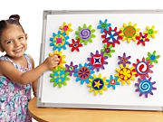 Turn & Learn Magnetic Gears