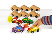 Design-Your-Own Cars - Set of 10