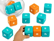 CVC Words Giant Activity Dice