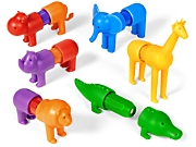 Mix & Match Magnetic Animals