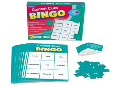 Context Clues Games | Context clues games, Clue games and Context ...