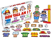 How Tall Am I?® Measurement Game