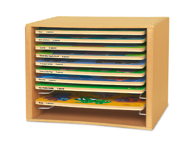 puzzle storage case