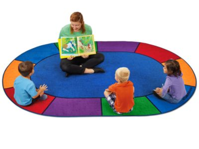 a place for everyone circle time classroom carpets at lakeshore