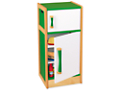 Pretend & Play Hardwood Refrigerator
